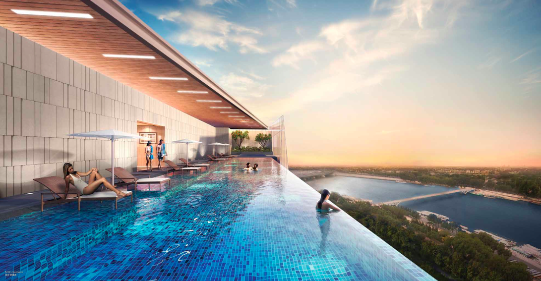 The Peak Cambodia By Oxley Official Developer Sales Attractive Discount